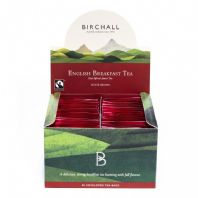 Birchall English Breakfast Tea (50 Enveloped Tea Bags)